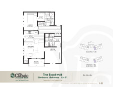The Blackwolf floor plan.