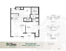 The Inverness floor plan.