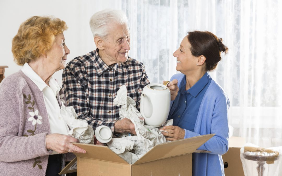 Five Helpful Tips for Moving Your Senior Parent