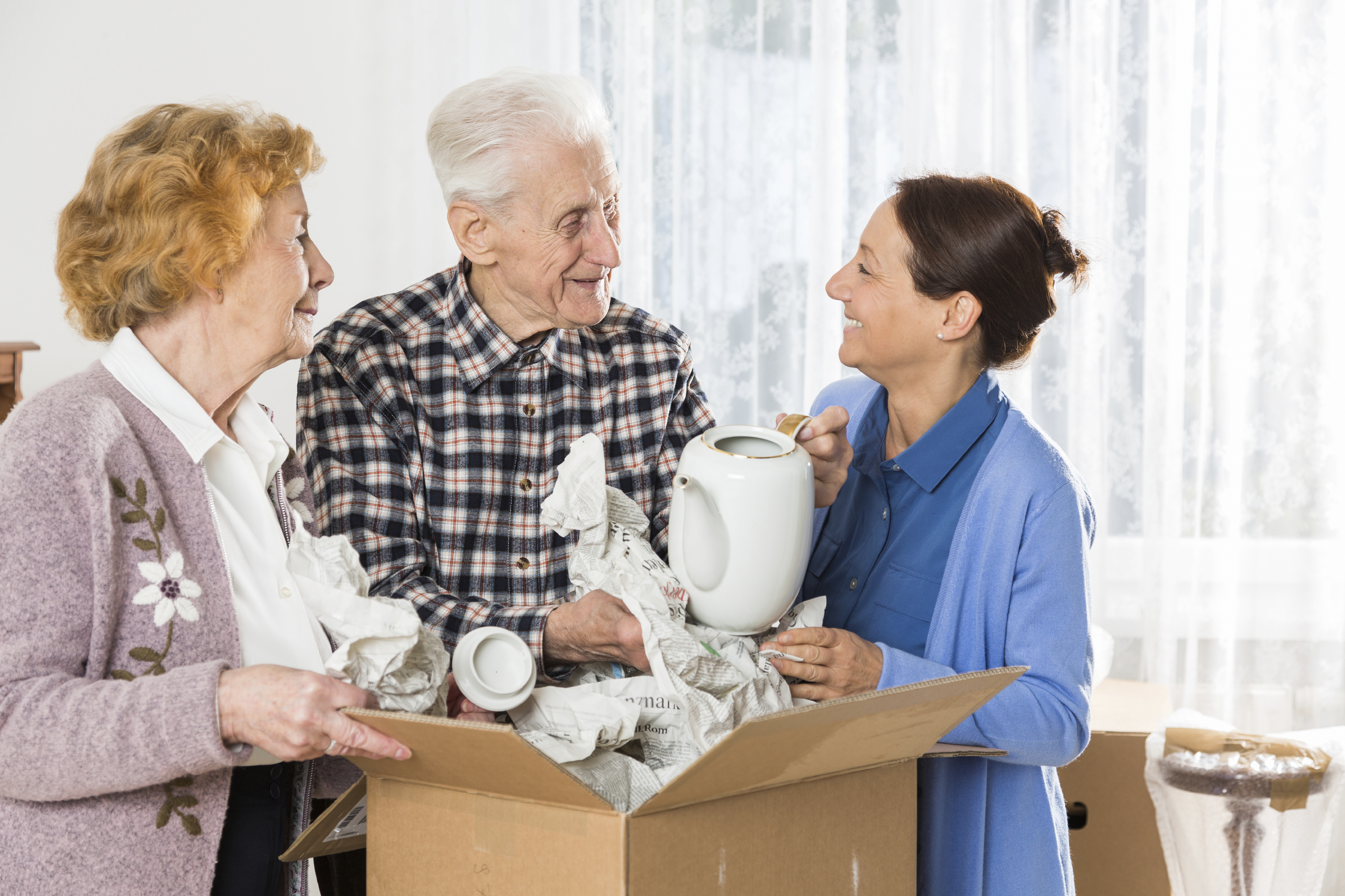 Five Helpful Tips for Moving Your Senior Parent - The Classic at Hillcrest  Greens
