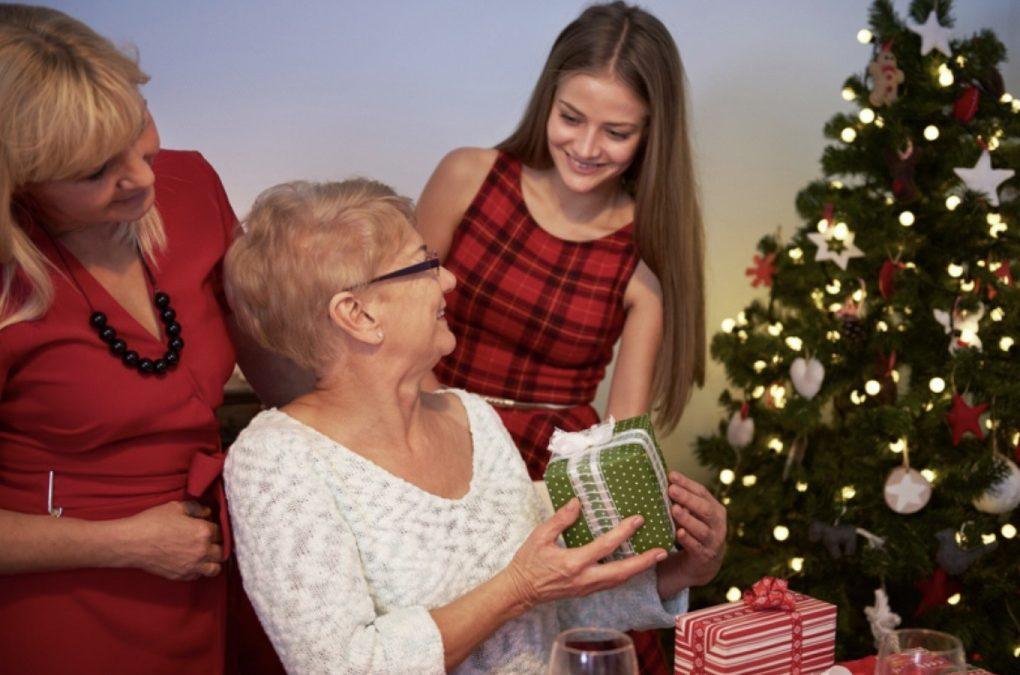 Celebrating the Holidays in Assisted Living