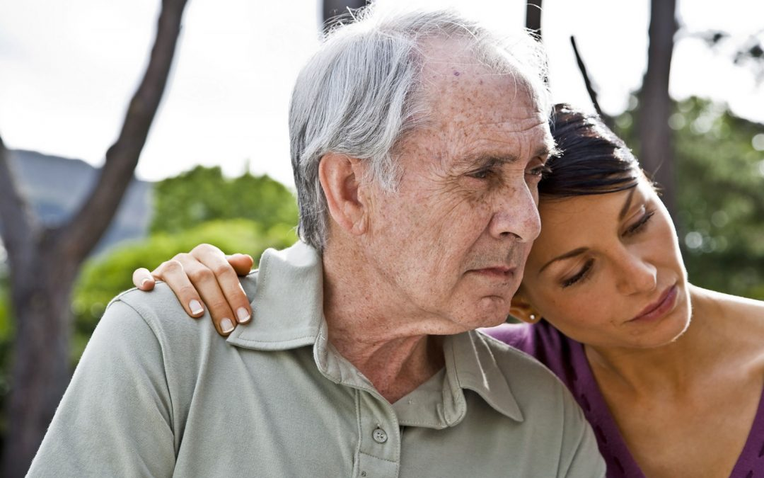 How to Handle Caregiver Guilt after Moving Parents into Senior Living