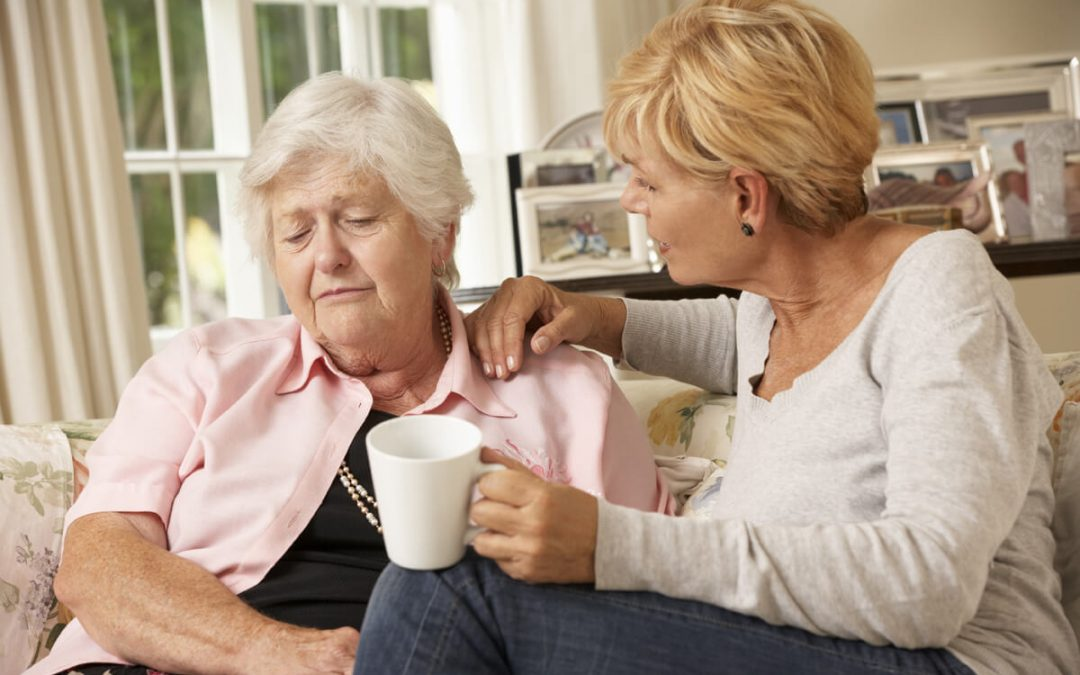 Communicating With A Loved One Who Has Alzheimers