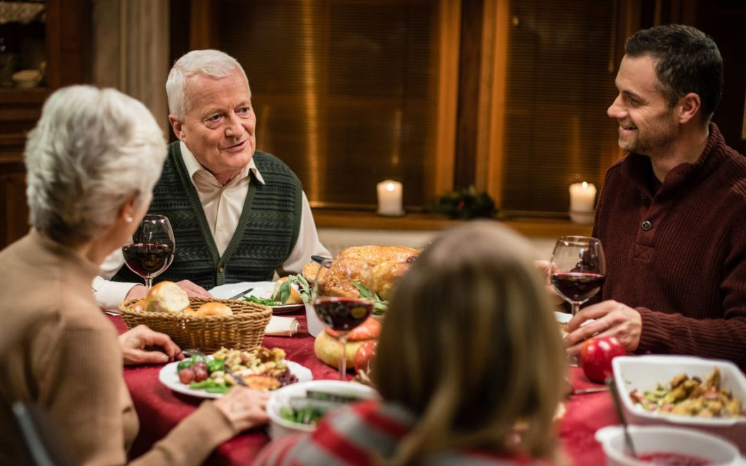 With the Holidays Around the Corner, Plan Now to Have Conversations about Senior Living with Loved Ones