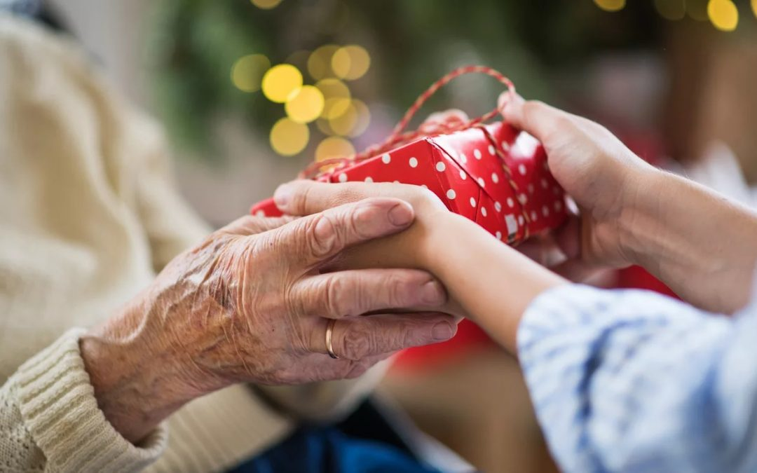 Help with Holiday Gifts for Loved Ones in Assisted Living