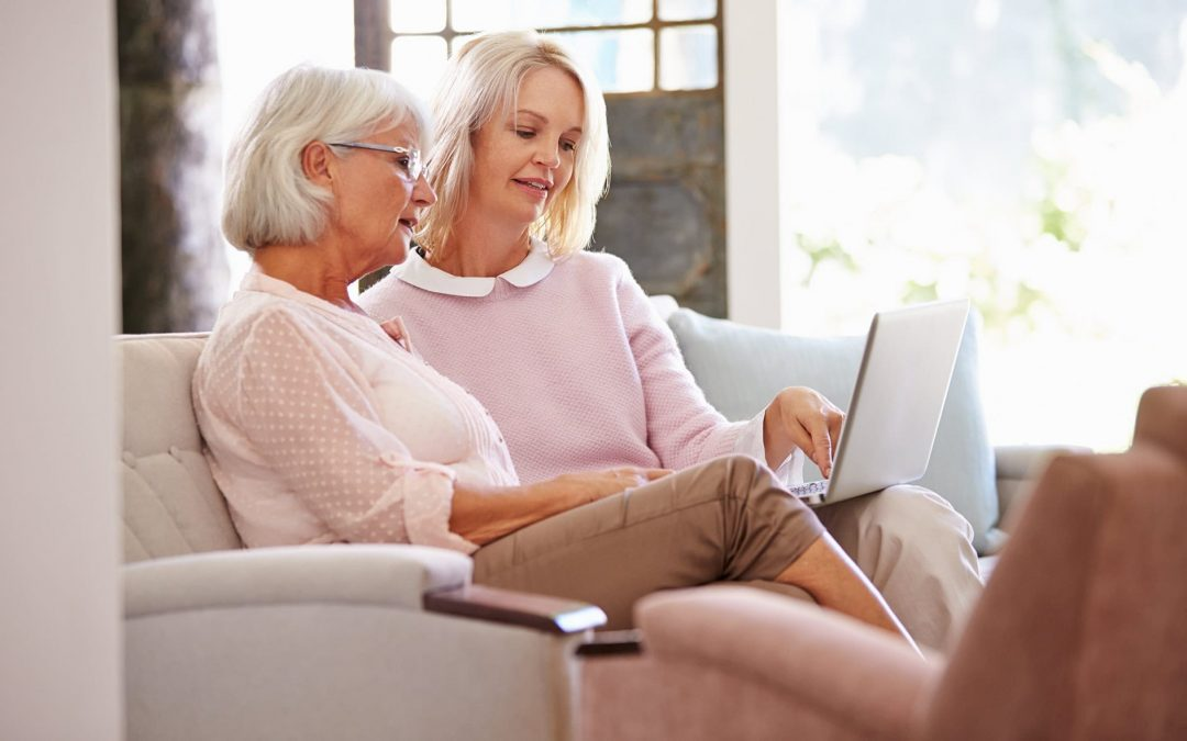 Making the Move of Your Elderly Parent to Senior Living Easier