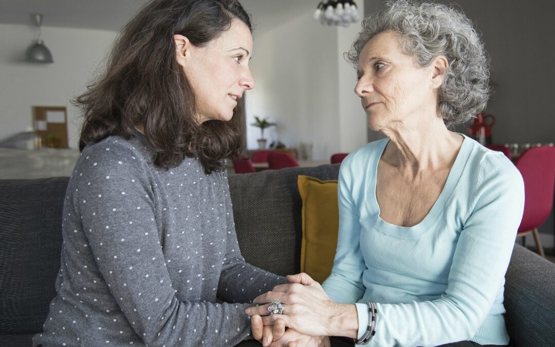 Convincing Your Parent to Move to Assisted Living