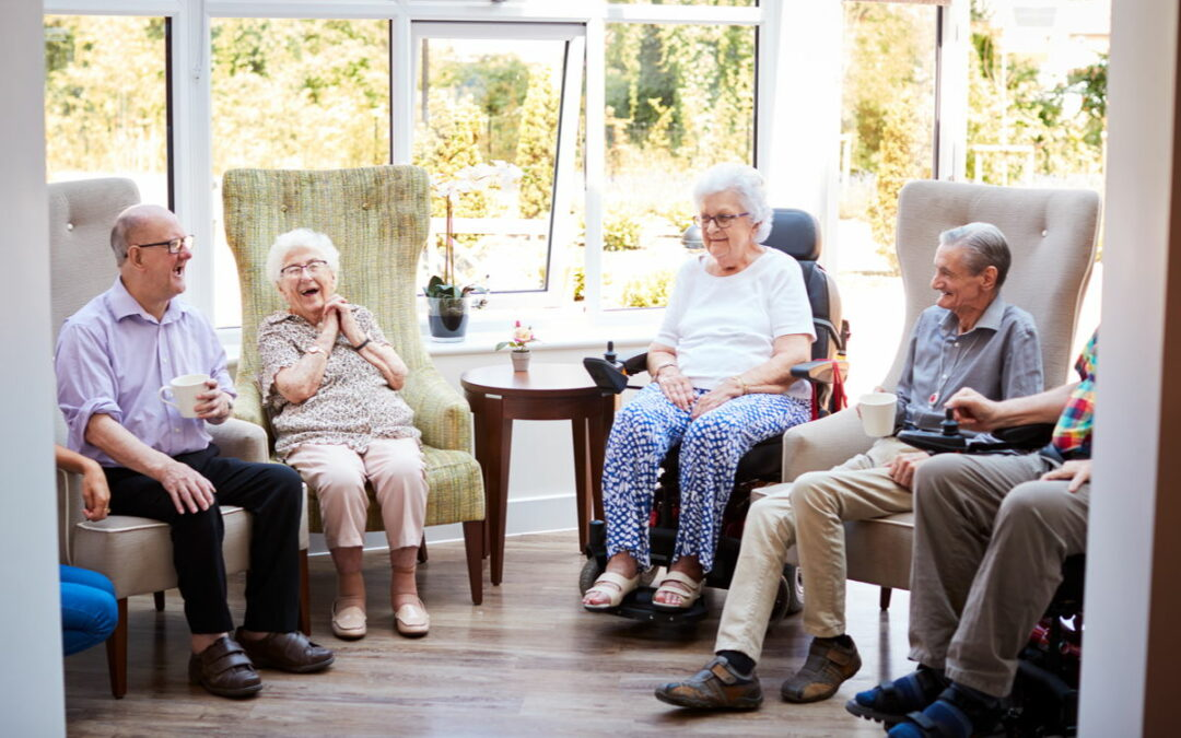 Myths About Assisted Living