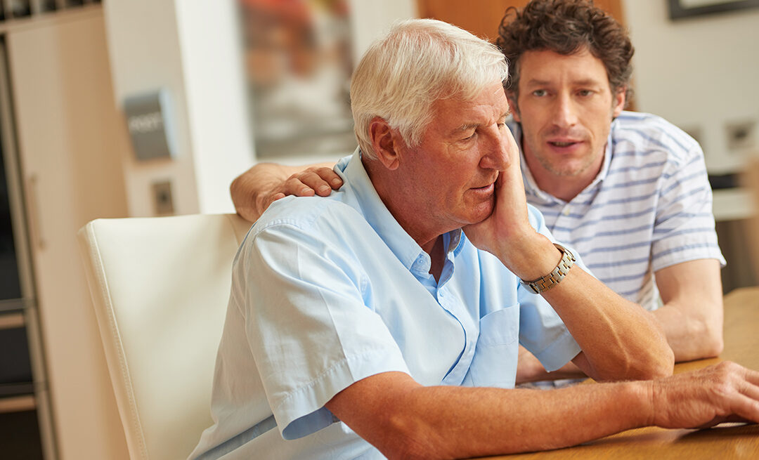 What if Mom or Dad Don't Want to Move to Senior Living?